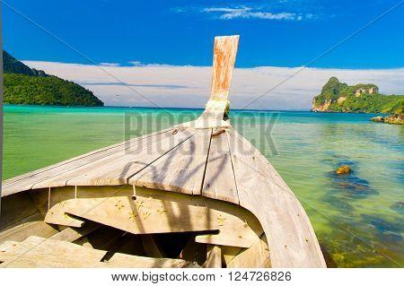 Getaway Journey Lagoon Landscape
