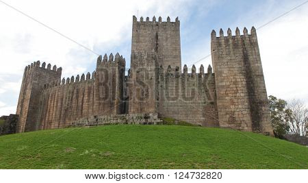 Guimaraes Castle, Portugal