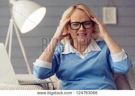 Beautiful Old Woman