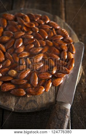 Crunchy With Almonds