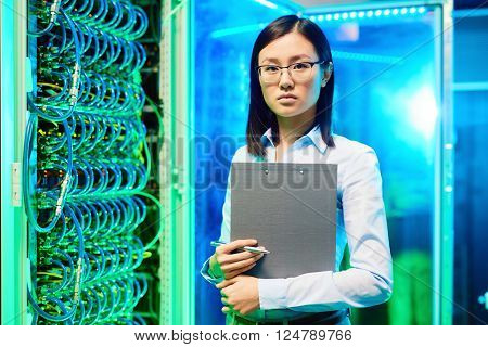 Young IT specialist