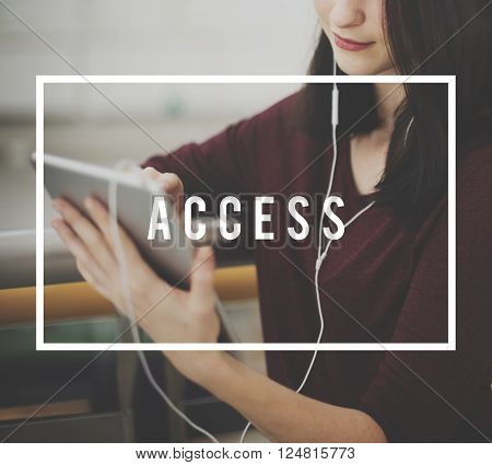 Access Availability Permission Authority Accessible Concept