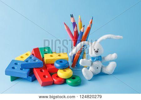 Children Toys For Learning For Skills