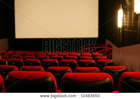 Dunkelheit-Kino