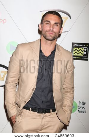LOS ANGELES - APR 6:  Erik Fellows at the 7th Annual Indie Series Awards at the El Portal Theater on April 6, 2016 in North Hollywood, CA