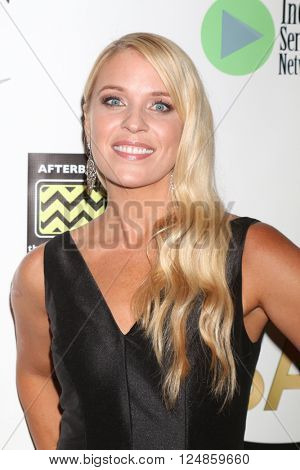 LOS ANGELES - APR 6:  Alicia Leigh Willis at the 7th Annual Indie Series Awards at the El Portal Theater on April 6, 2016 in North Hollywood, CA
