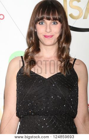 LOS ANGELES - APR 6:  Amanda Markowitz at the 7th Annual Indie Series Awards at the El Portal Theater on April 6, 2016 in North Hollywood, CA