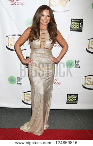 LOS ANGELES - APR 6:  Lilly Melgar at the 7th Annual Indie Series Awards at the El Portal Theater on April 6, 2016 in North Hollywood, CA