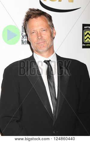 LOS ANGELES - APR 6:  Matthew Ashford at the 7th Annual Indie Series Awards at the El Portal Theater on April 6, 2016 in North Hollywood, CA