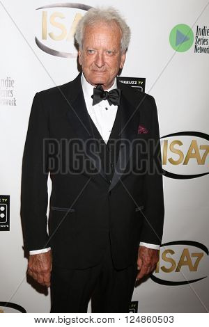 LOS ANGELES - APR 6:  Nicolas Coster at the 7th Annual Indie Series Awards at the El Portal Theater on April 6, 2016 in North Hollywood, CA