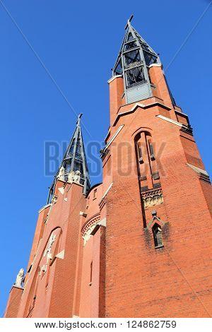 Sosnowiec Landmark