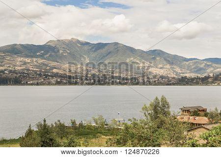 San Pablo Lake Imbabura District Ecuador