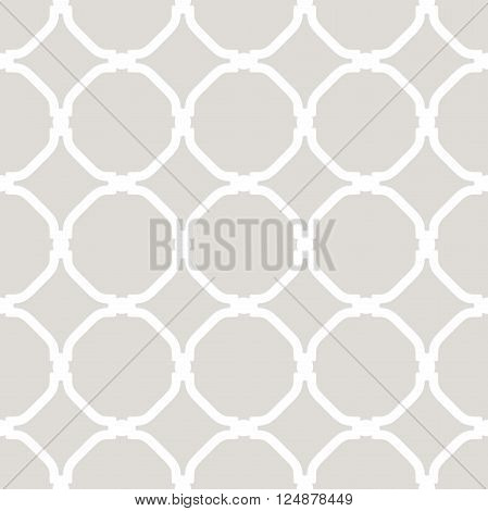 Seamless vector ornament in arabian style. Pattern for wallpapers and backgrounds