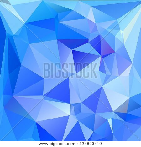 Abstract geometric rumpled triangular low poly style vector illustration graphic background. Digital vector illustration.