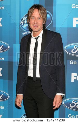 LOS ANGELES - APR 7:  Keith Urban at the American Idol FINALE Arrivals at the Dolby Theater on April 7, 2016 in Los Angeles, CA