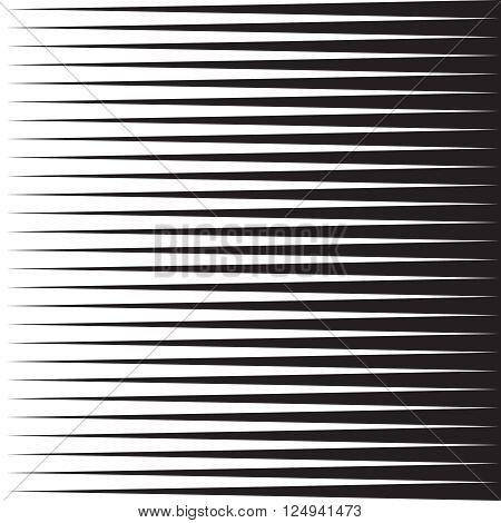Comic book speed horizontal lines background illustration esp 10