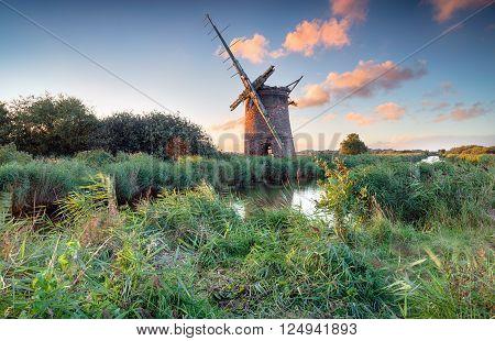 Brograve Mill In Norfolk