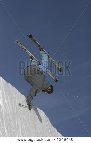Skier Handplant