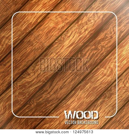 Vector wood texture. background old panels. Grunge retro vintage wooden texture, vector background. Diagonal stripes.
