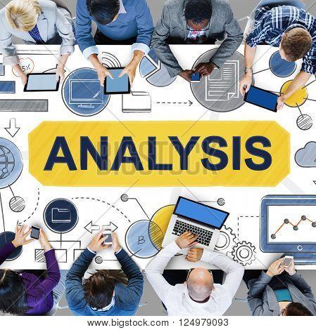 Analysis Information Data Planning Strategy Analytics Concept