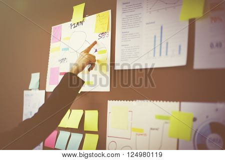 Business Corporate Enterprise Functional Growth Concept