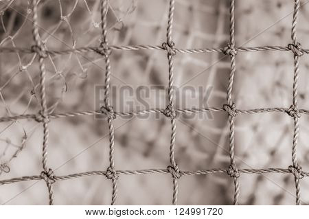 Fishnets and fishermans luck background art image