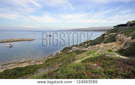 Agios Georgios Harbour & Lara Bay, Pegeia, Cyprus