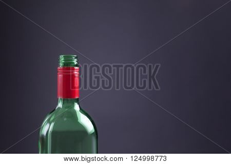 One Wine Bottle