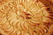Apple Pie - Closeup