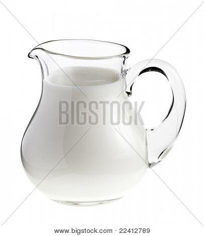 Milk isolated