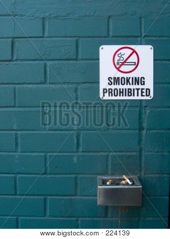 Ban On Smoking