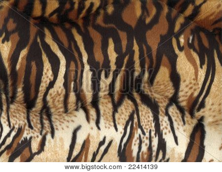 tiger fur texture