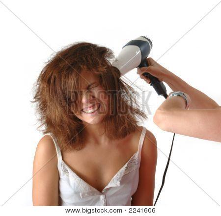 Hair Style, Blow Dryer
