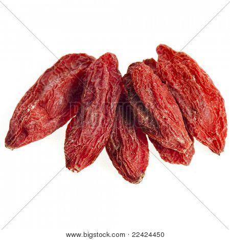 goji berries ( Lycium Barbarum , wolfberry )
