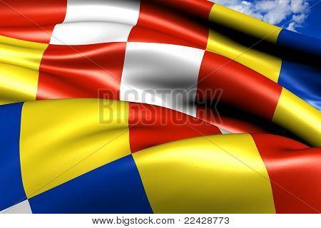 Flag Of Antwerp