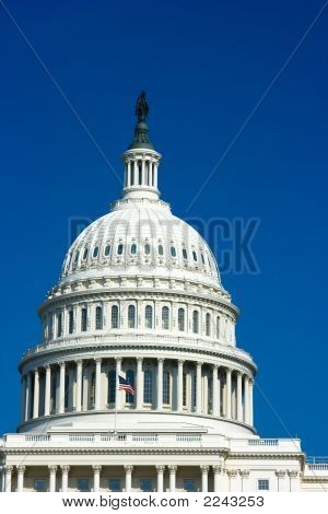 U.S. Capitol Building Dome