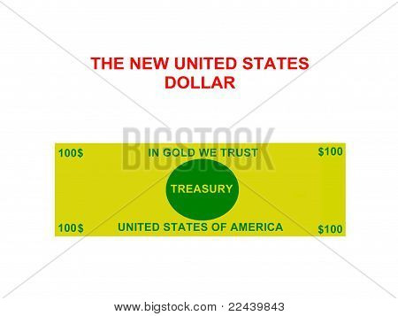 The New United States Dollar