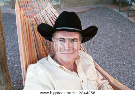 Green Eyed Cowboy