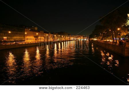 River In The Night