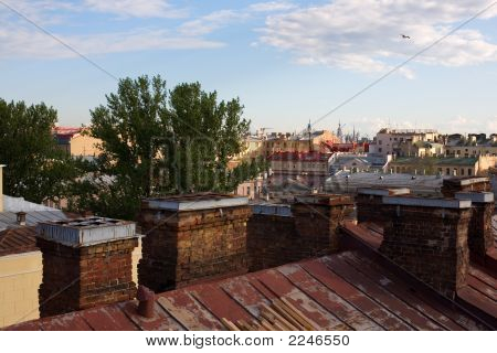 The Upper World Of Saint-Petersburg