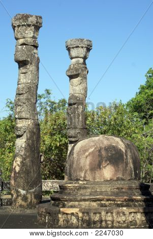 Atadage In Polonnaruwa