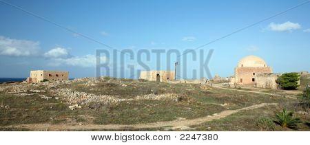 Fortezza Buildings, Crete