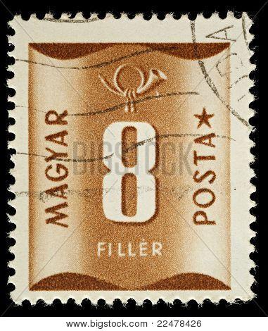 Hungary Postage Stamp