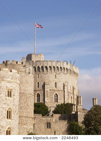 Windsor Castle Round Tower
