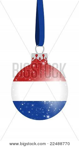 Christmas ball - Netherlands