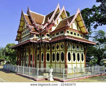 Royal Thai Train Station