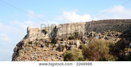 Fortezza Walls 3667