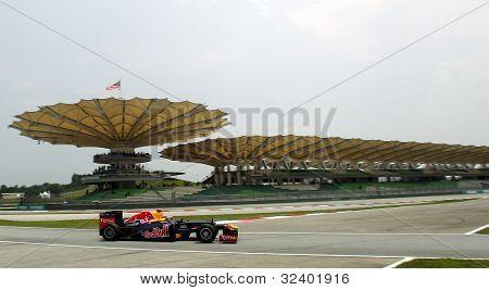 Formula One Driver Sebastian Vettel