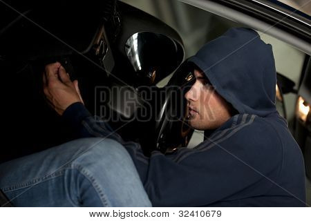 Car thief