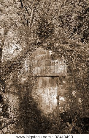 Tomb In Templemichael Graveyard